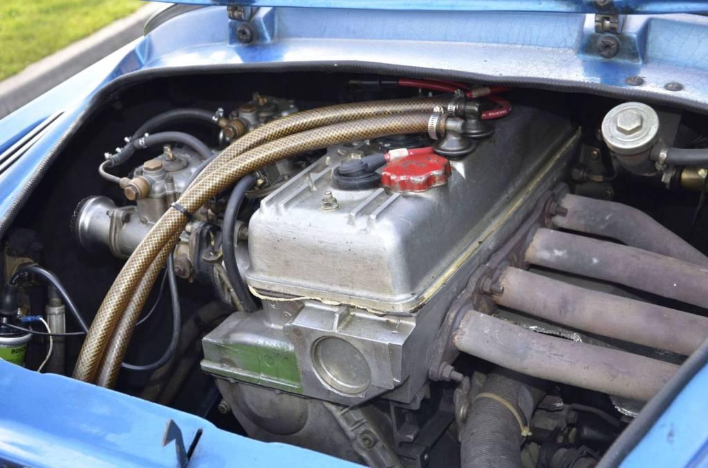 1974 Alpine Renault Berlinette 1600 SC Rétromobile 2019 Artcurial 14 | Rétromobile 2019: les Alpine en vente chez Artcurial