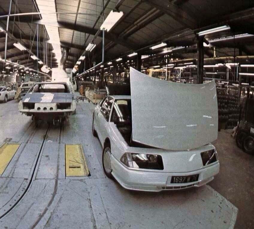 Dieppe 09 | L'usine Alpine de Dieppe, son histoire !