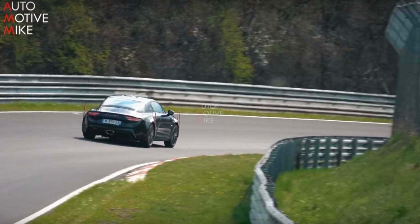 Alpine A110 S AS110 Planet Nurburgring 17 scaled | L'Alpine AS110 / A110 S en balade au Nürburgring ?