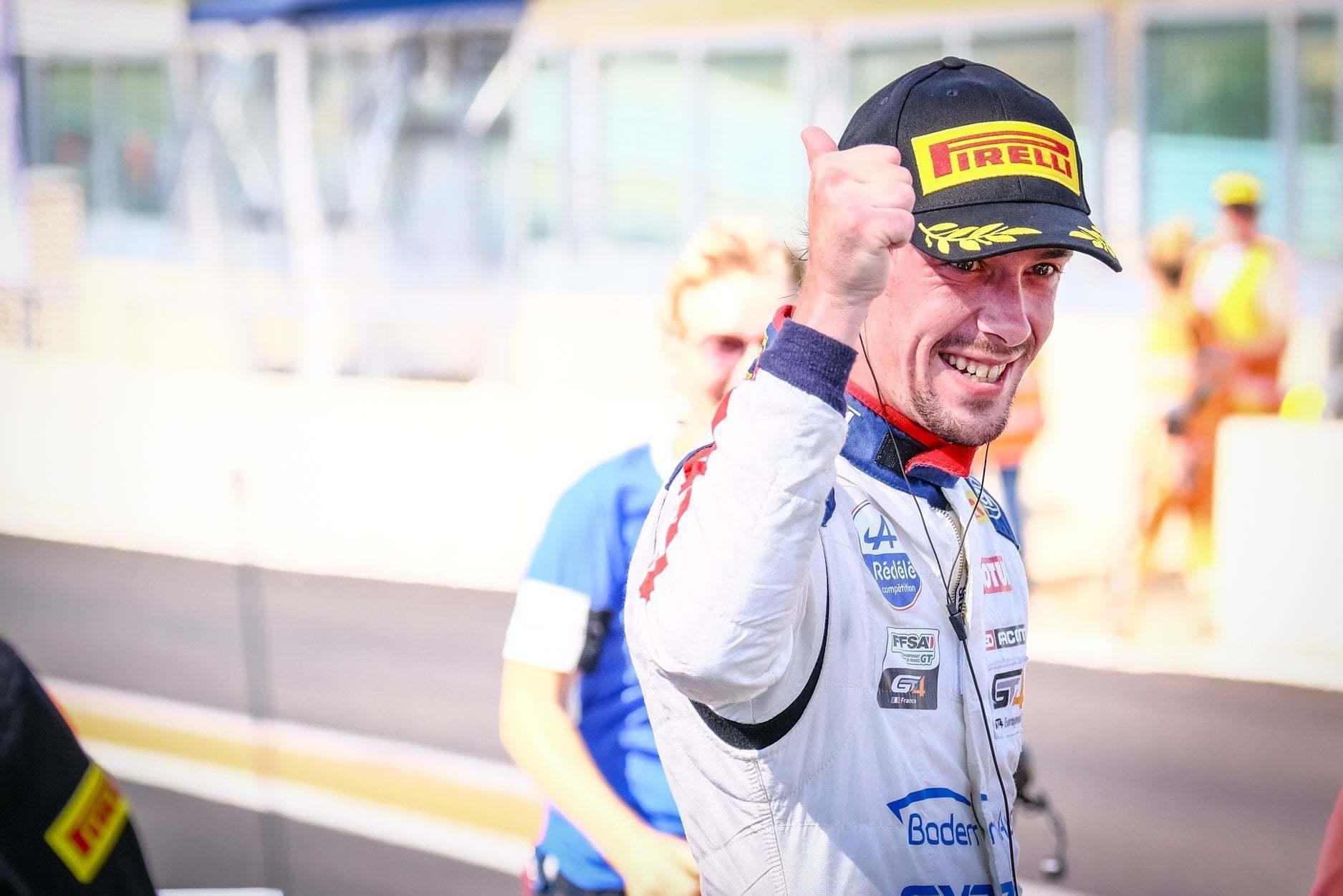 FFSA GT4 Circuit Lédenon Course 1 2019 Bodemer CMR Alpine A110 3 | FFSA GT: Rédélé Compétition s'impose à Lédenon ! (Course 1)