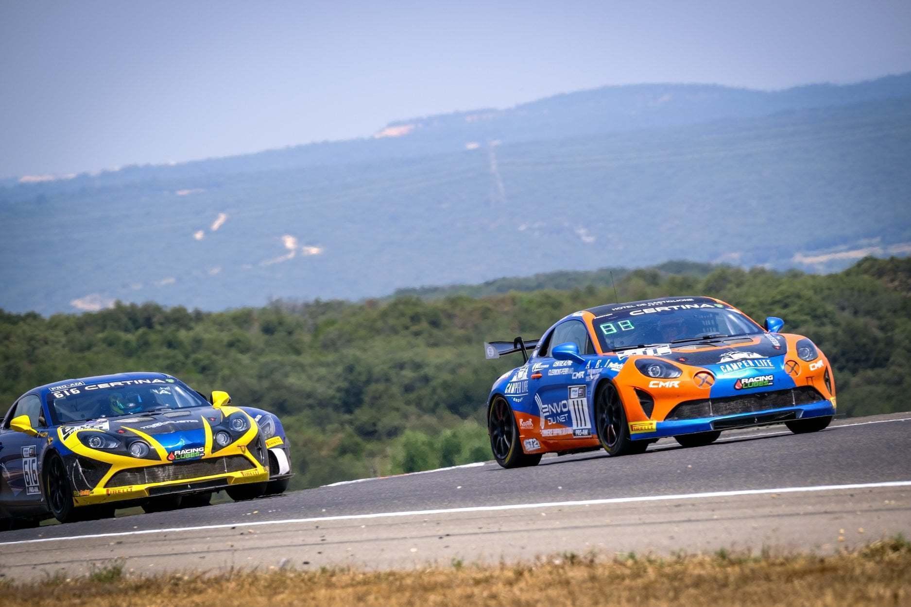 FFSA GT: CMR reprend la main Lédenon ! (Course 2) 20