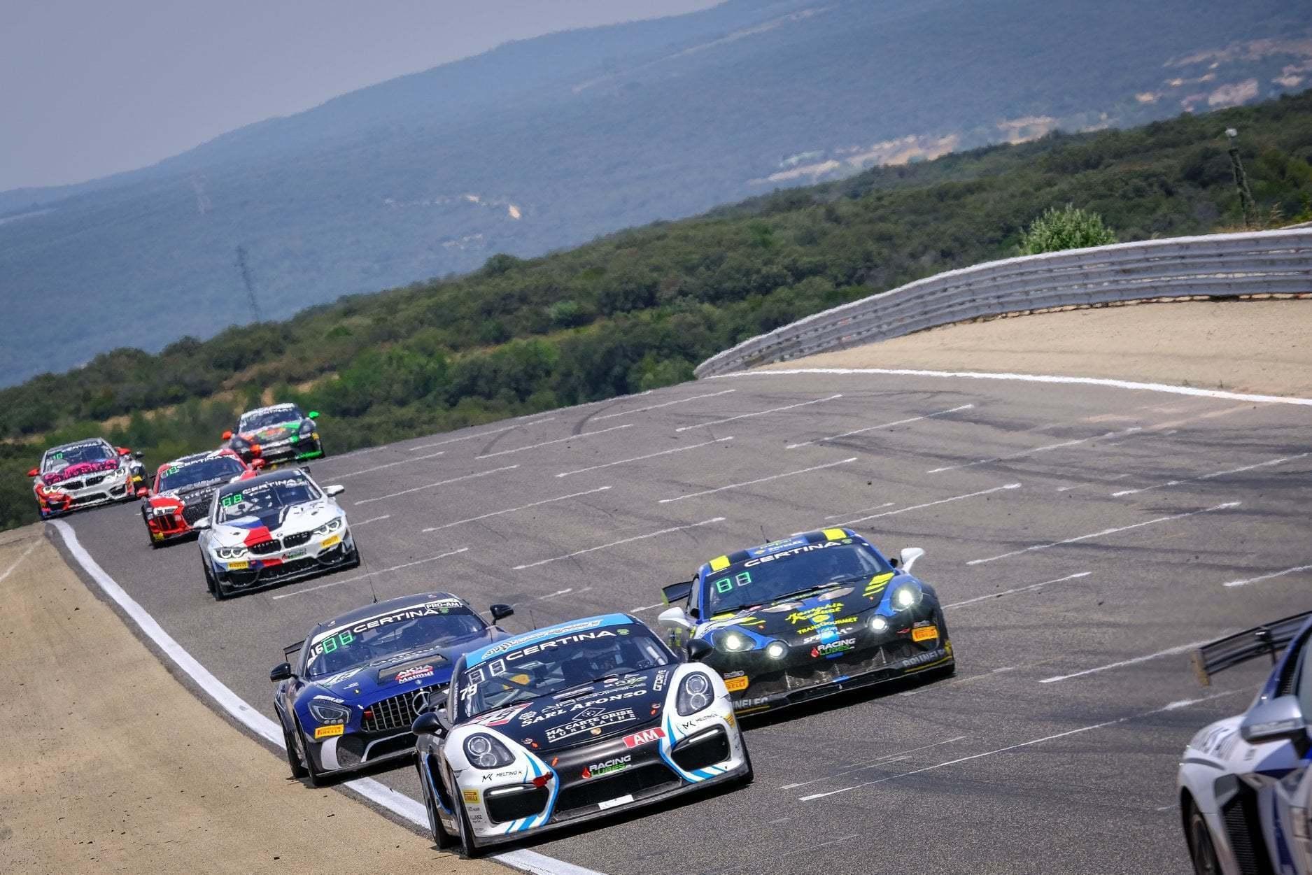 FFSA GT: CMR reprend la main Lédenon ! (Course 2) 19