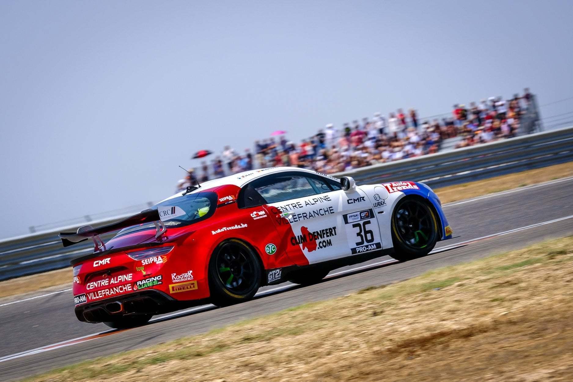 FFSA GT: CMR reprend la main Lédenon ! (Course 2) 18