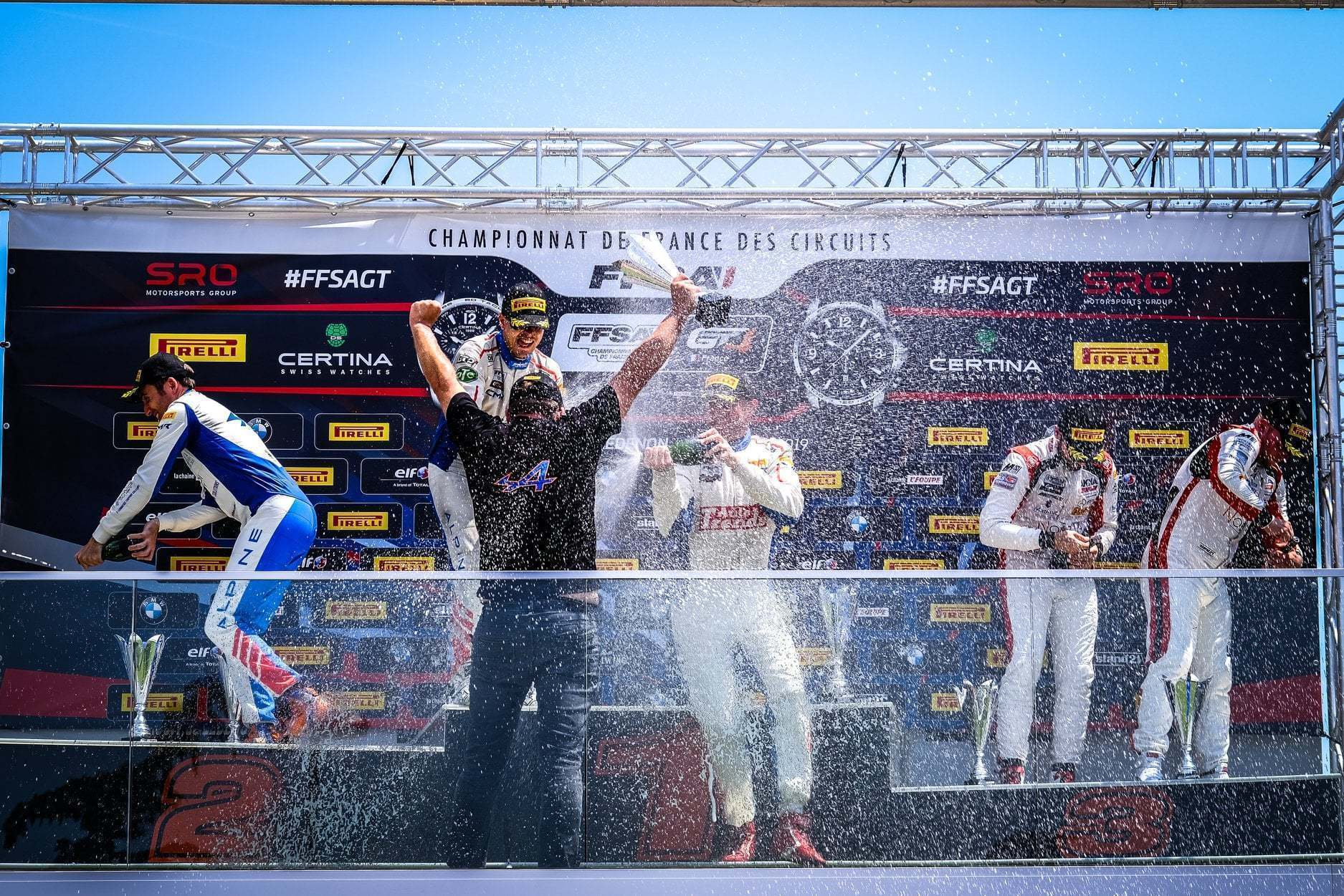 FFSA GT: CMR reprend la main Lédenon ! (Course 2) 3
