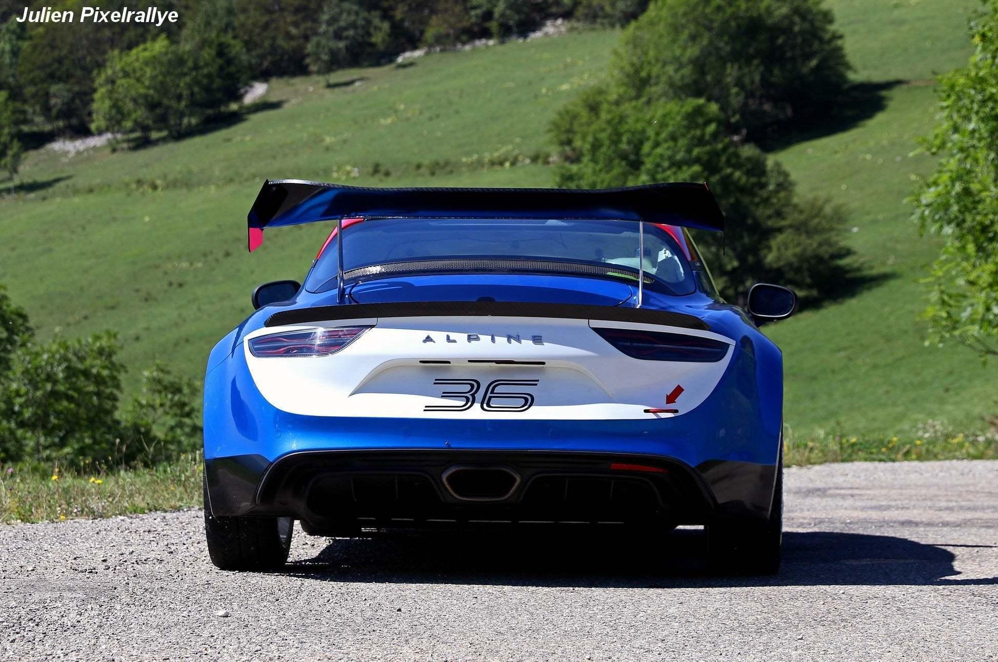 L'Alpine A110 Rally / R-GT en vidéo ! 13