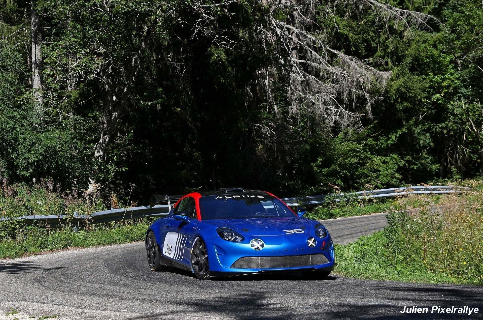 L'Alpine A110 Rally / R-GT en vidéo ! 6