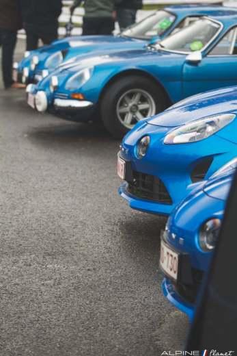"""ROAD TO LE MANS"" - LES ALPINISTES x EXCLUSIVE DRIVE 1"