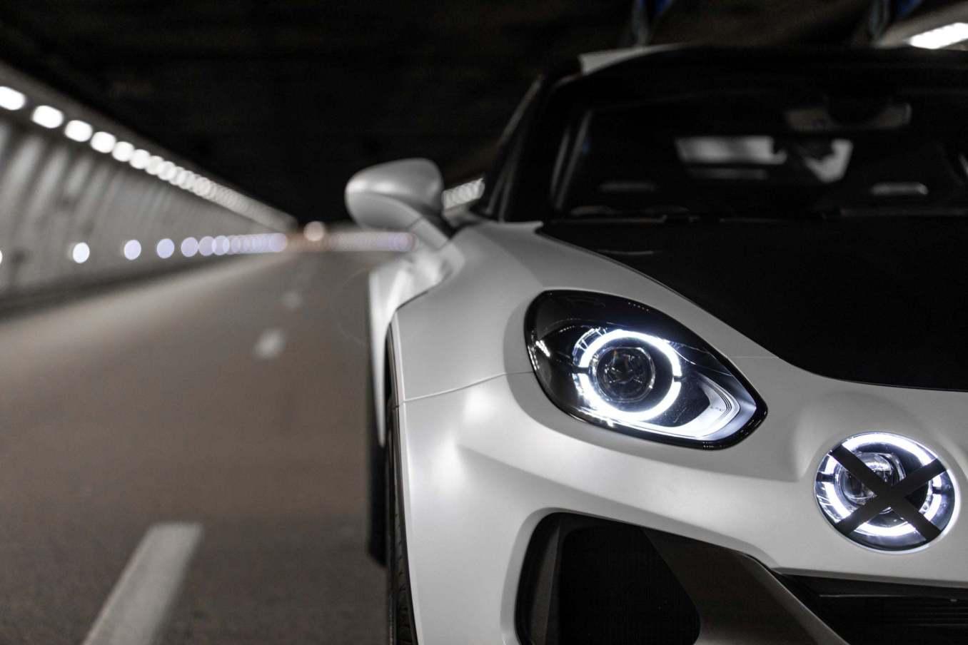 Alpine A110 SportsX Festival International Automobile 2020 5 scaled   Alpine A110 Sports X : un concept SUV Coupé ?