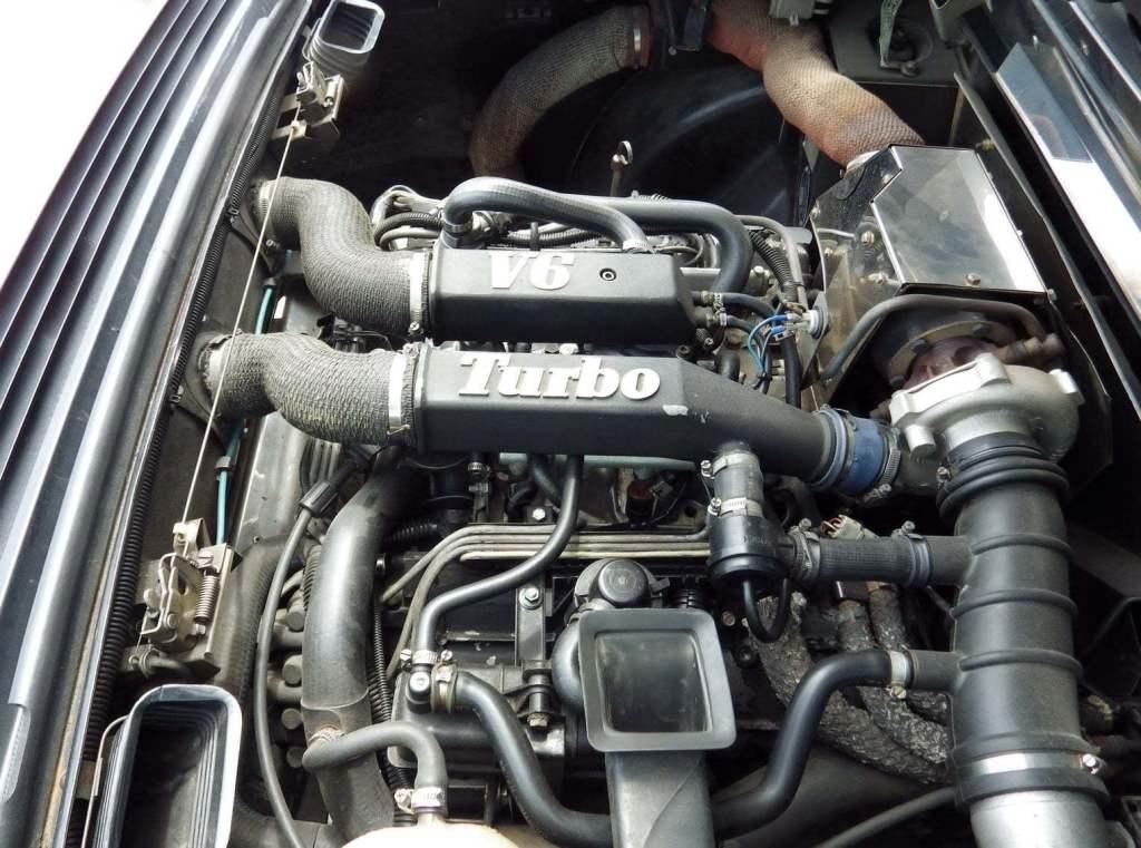 Les Alpinistes Alpine GTA V6 Turbo PRV 6   Alpine GTA TURBO : Désirable 2/2