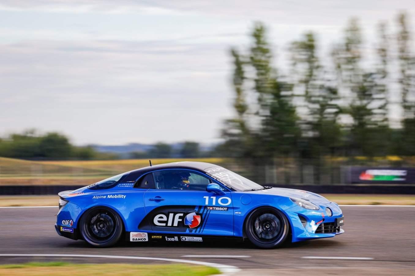 Alpine A110 CUP Nogaro 2020 DPPI 20 | [Officiel] Luca De Meo annonce la naissance d'Alpine F1® Team en 2021