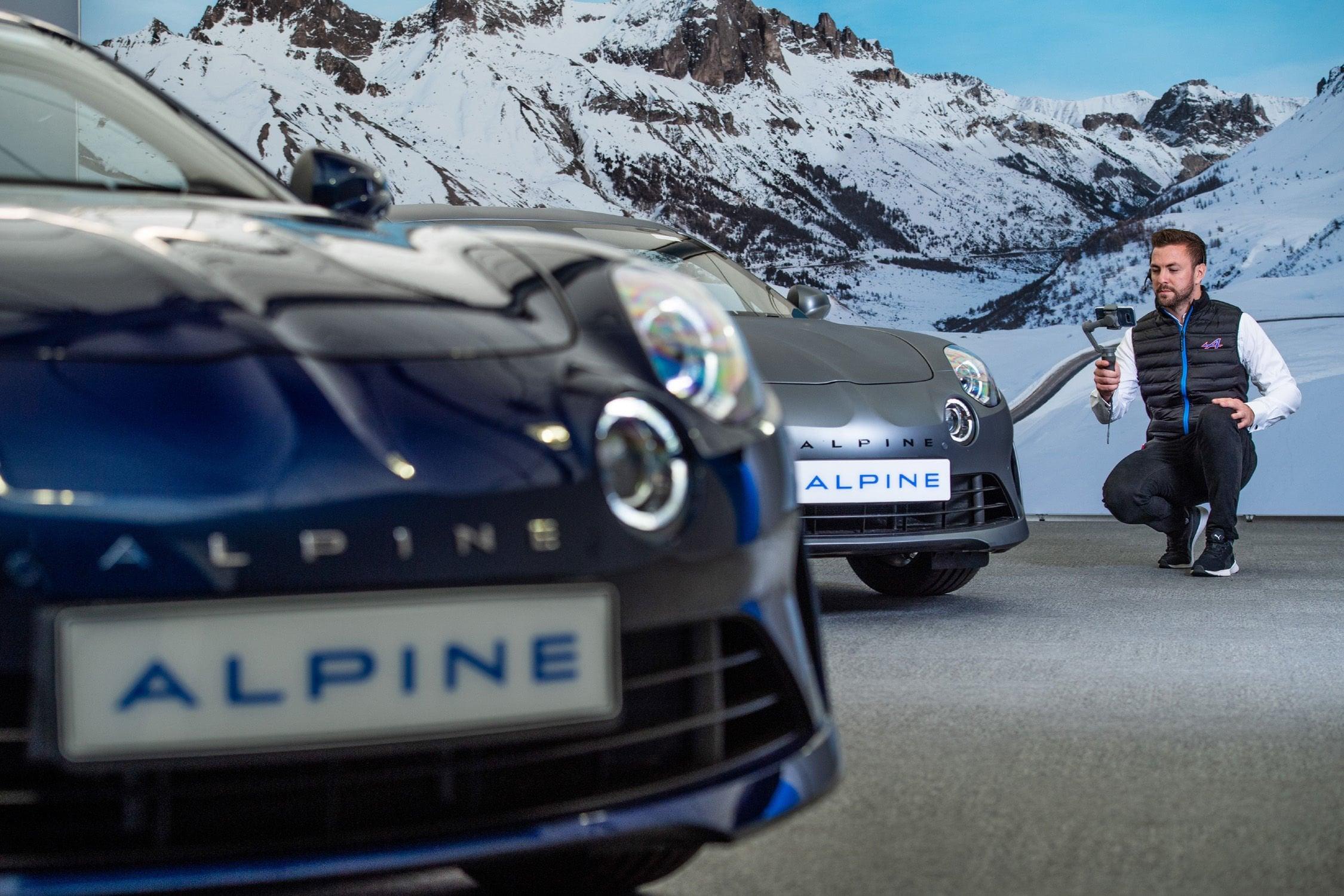 Alpine Showroom Online
