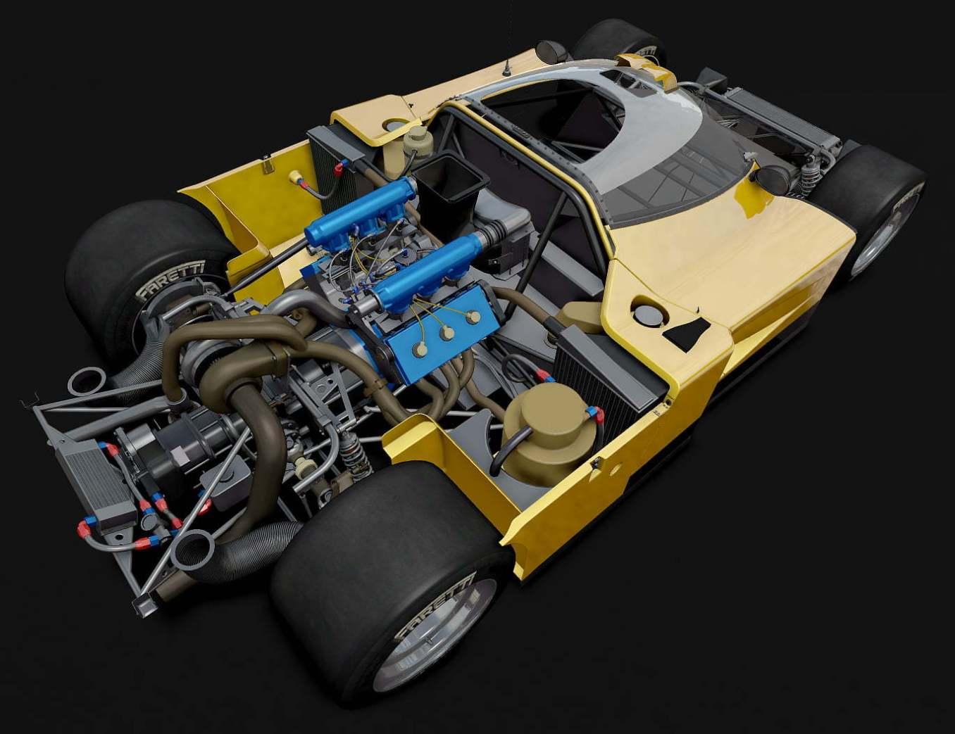 Project CARS Alpine A442b 2   Project Cars 3: Alpine A110S et GT4 au programme