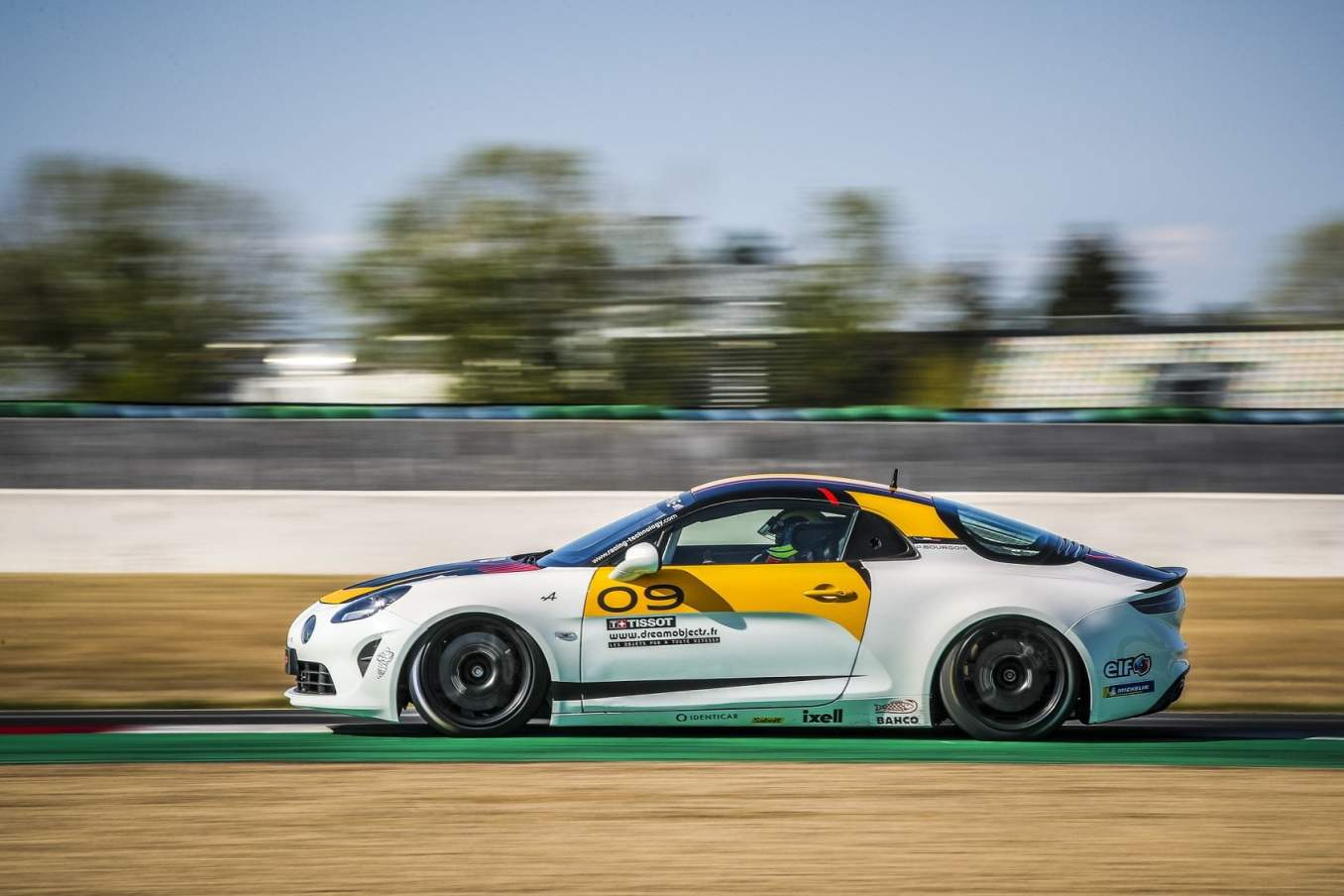Alpine Elf Europa Cup 2020 Magny Cours A110 Cup