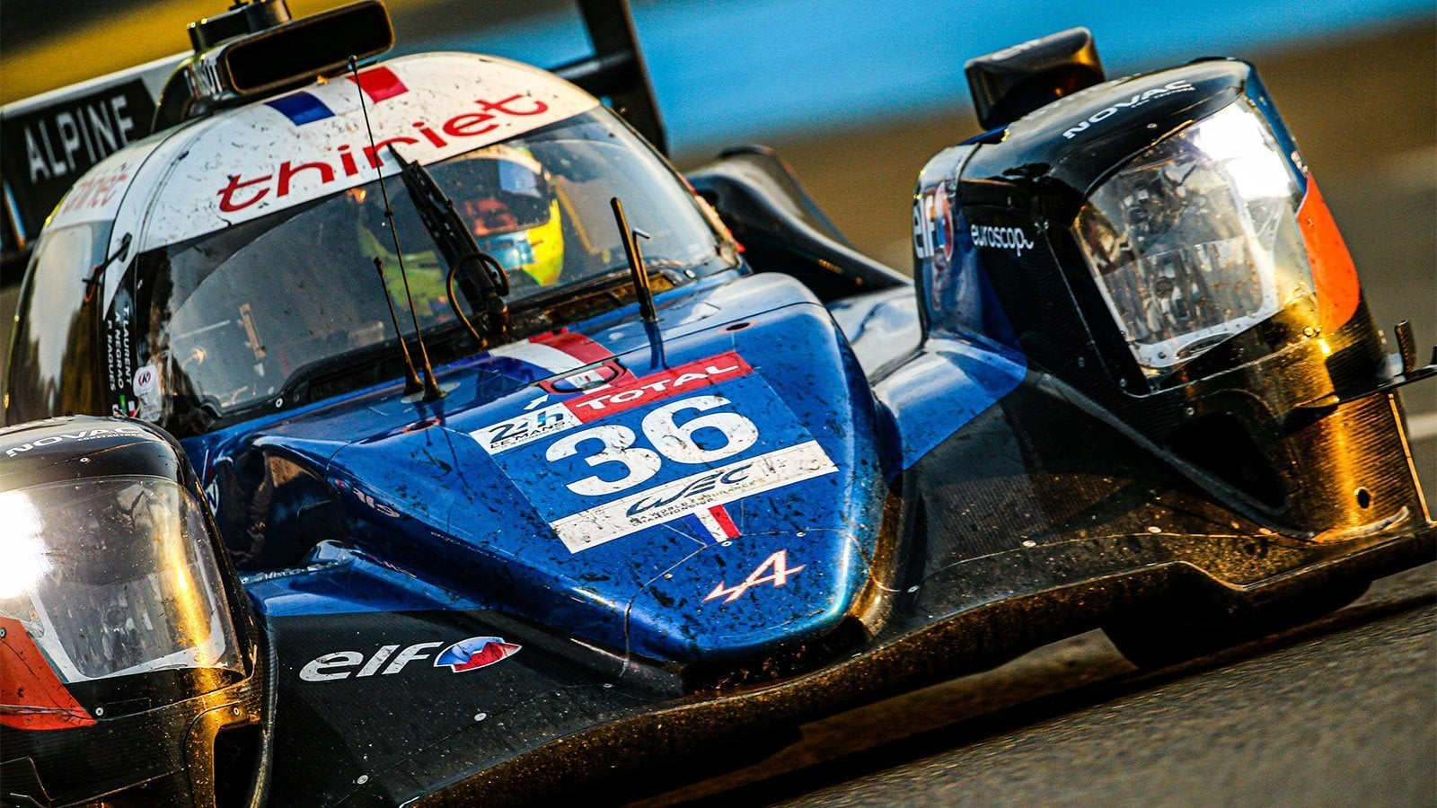 Signatech Alpine A470 24 Heures du Mans 2020