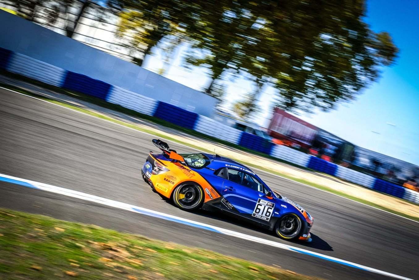 Alpine A110 GT4 FFSA GT 2020 Albi 23   Alpine A110 GT4 : le plein de points à Albi pour la 1ère course !
