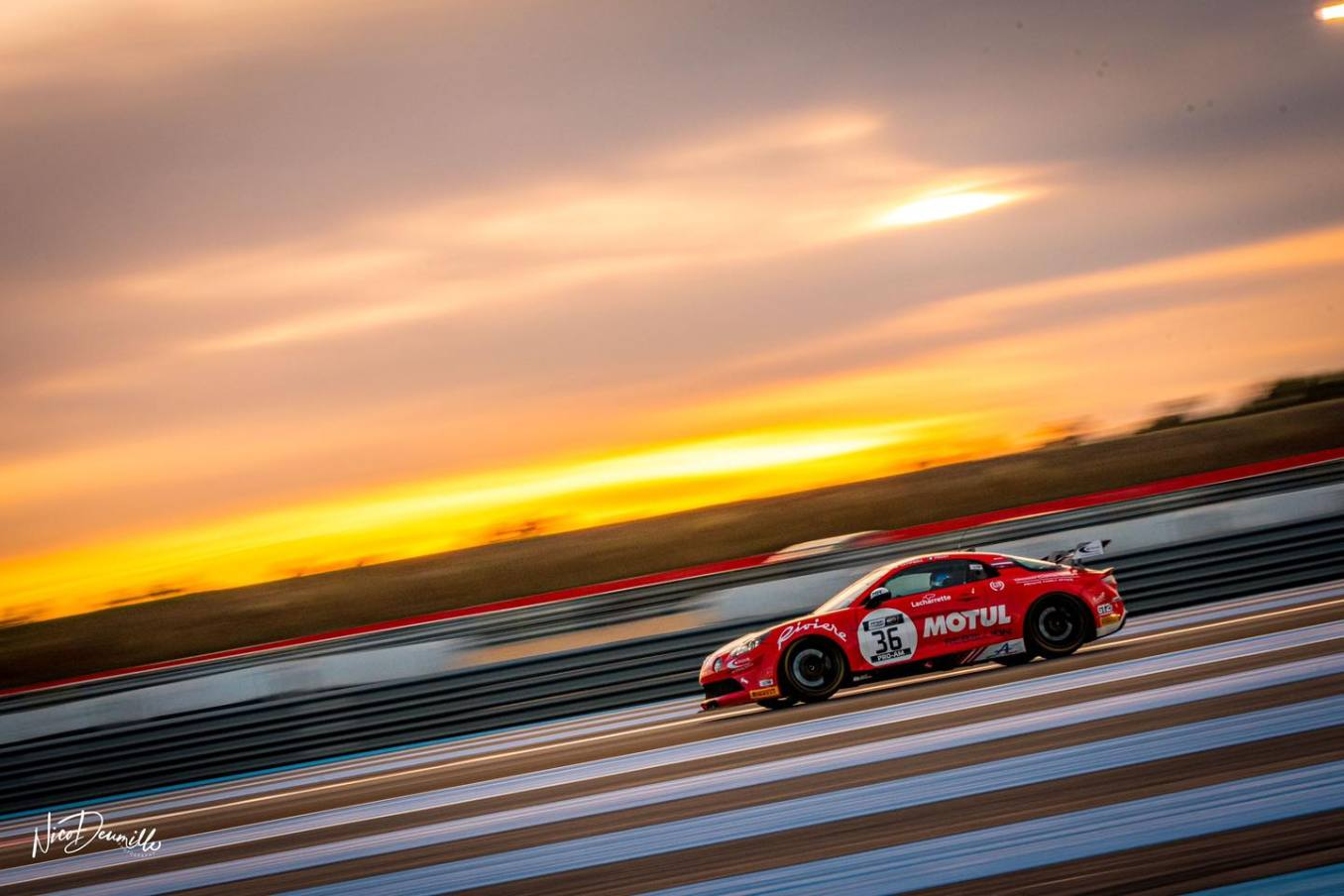 Alpine A110 GT4 FFSA GT Castellet Paul Ricard 2020 10 | Alpine A110 GT4 : Première victoire de Mirage Racing au Castellet en FFSA GT 2020