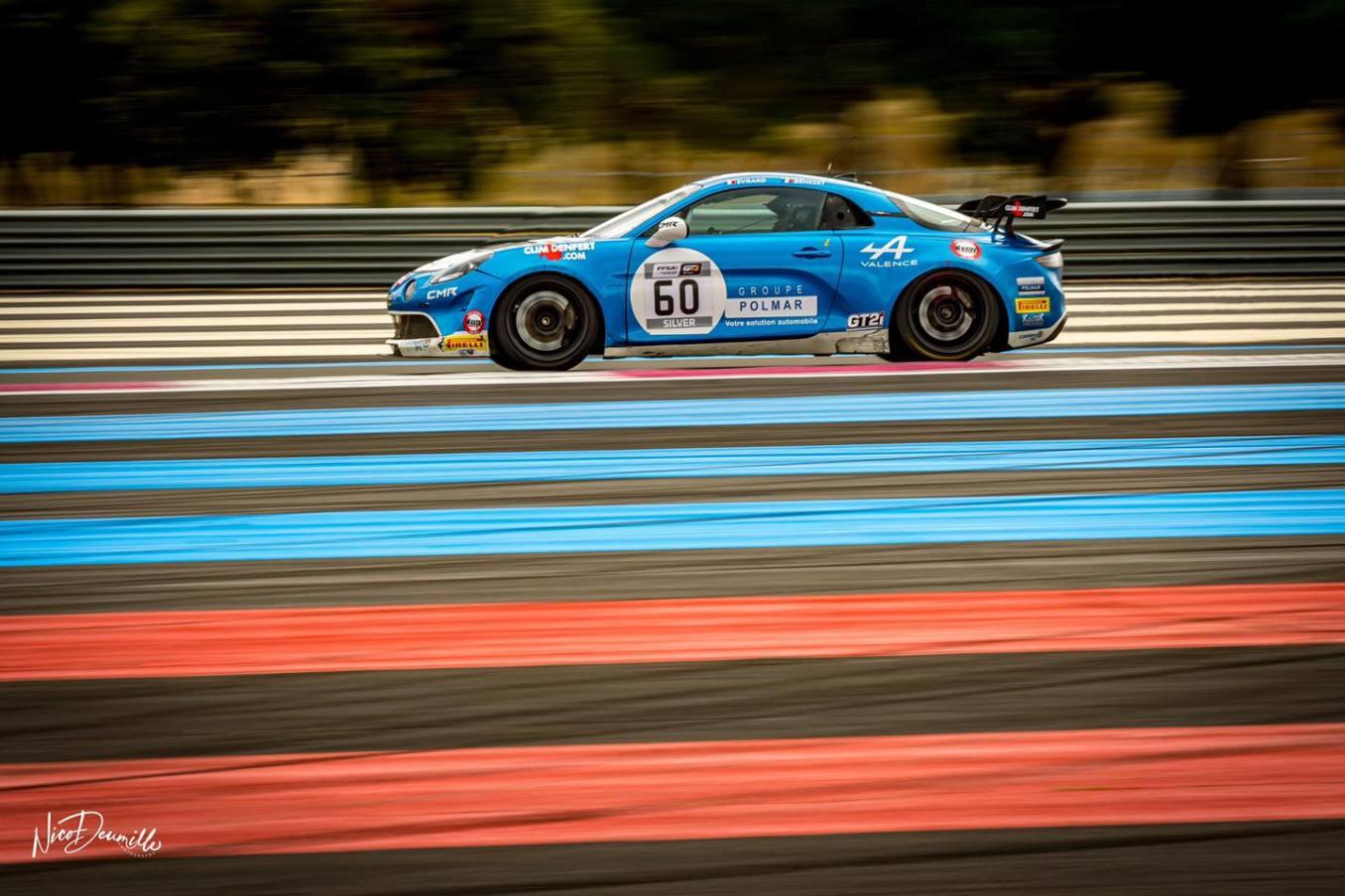 Alpine A110 GT4 FFSA GT Castellet Paul Ricard 2020 16 | Alpine A110 GT4 : Première victoire de Mirage Racing au Castellet en FFSA GT 2020