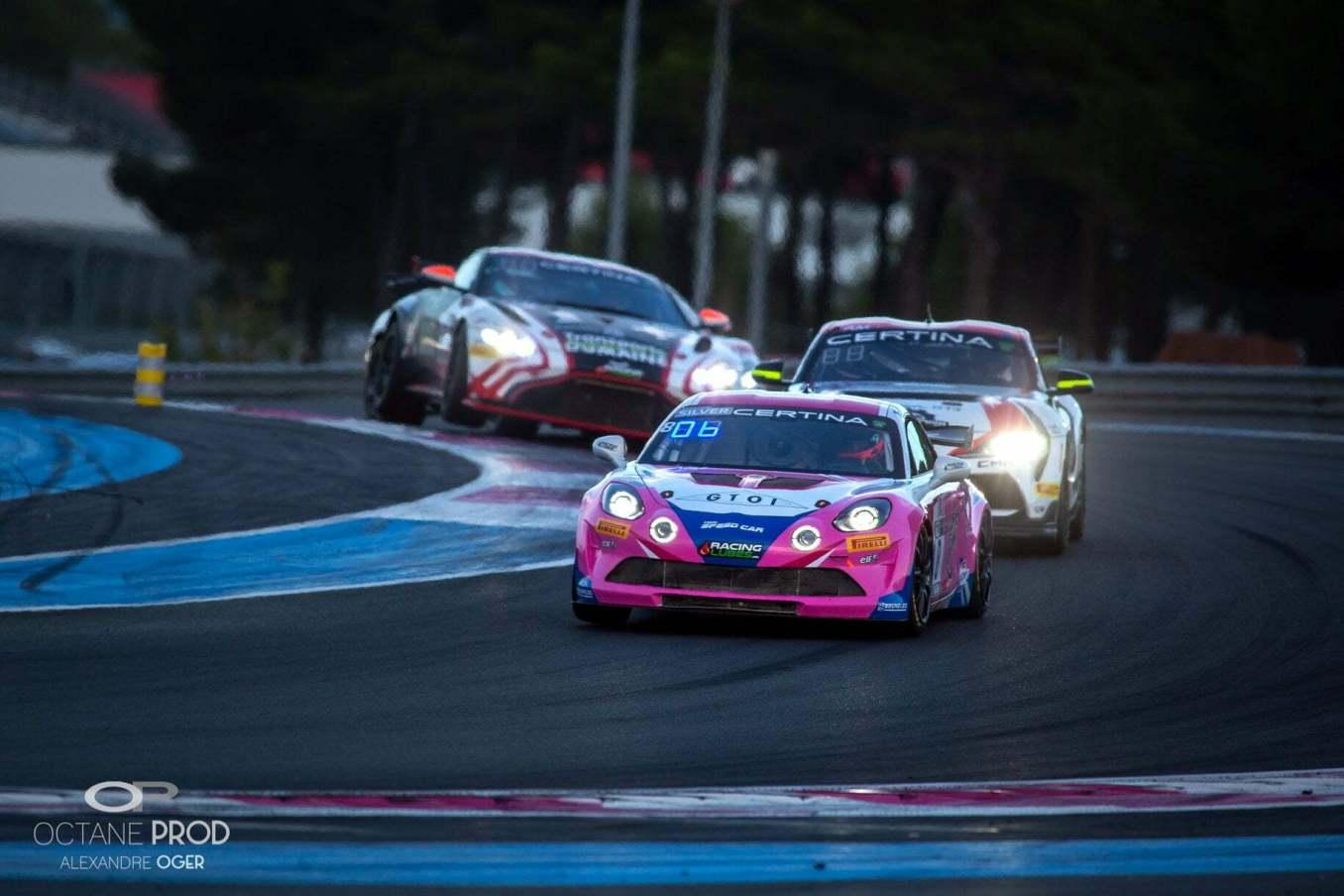 Alpine A110 GT4 FFSA GT Castellet Paul Ricard 2020 9 | Alpine A110 GT4 : Première victoire de Mirage Racing au Castellet en FFSA GT 2020