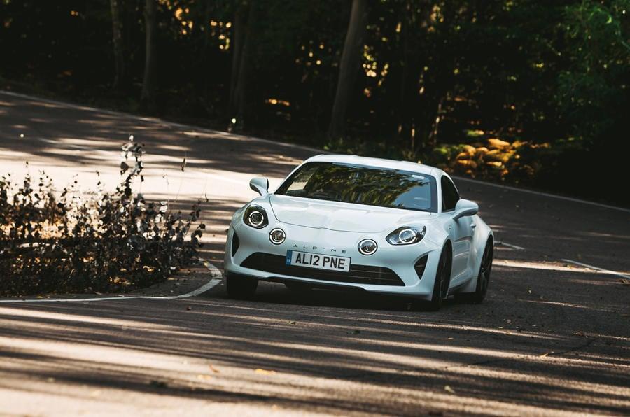 """Alpine A110 dream car autocar 2020 2   L'Alpine A110 reçoit le prix """"Best Dream Car 2020"""" par Autocar !"""