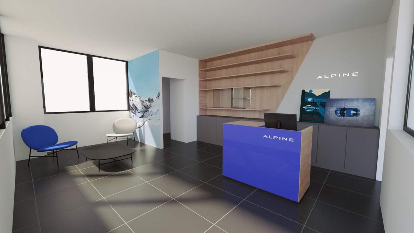 Alpine Service Boulogne Billancourt RRG Atelier Centre 1 | Alpine Service : RRG ouvre son premier Centre de Service Alpine en 2020