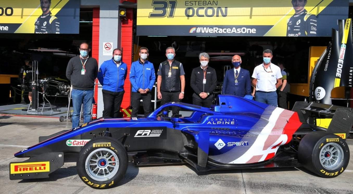 Championnat dEurope de Formule Regionale Alpine | Le Championnat d'Europe de Formule Régionale par Alpine vient de naître en 2020 !