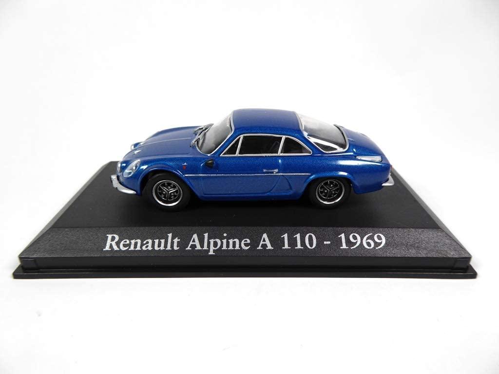 Alpine A110 1969 143 OPO 10 3   30 idées de cadeaux de Noël pour les passionnés d'Alpine
