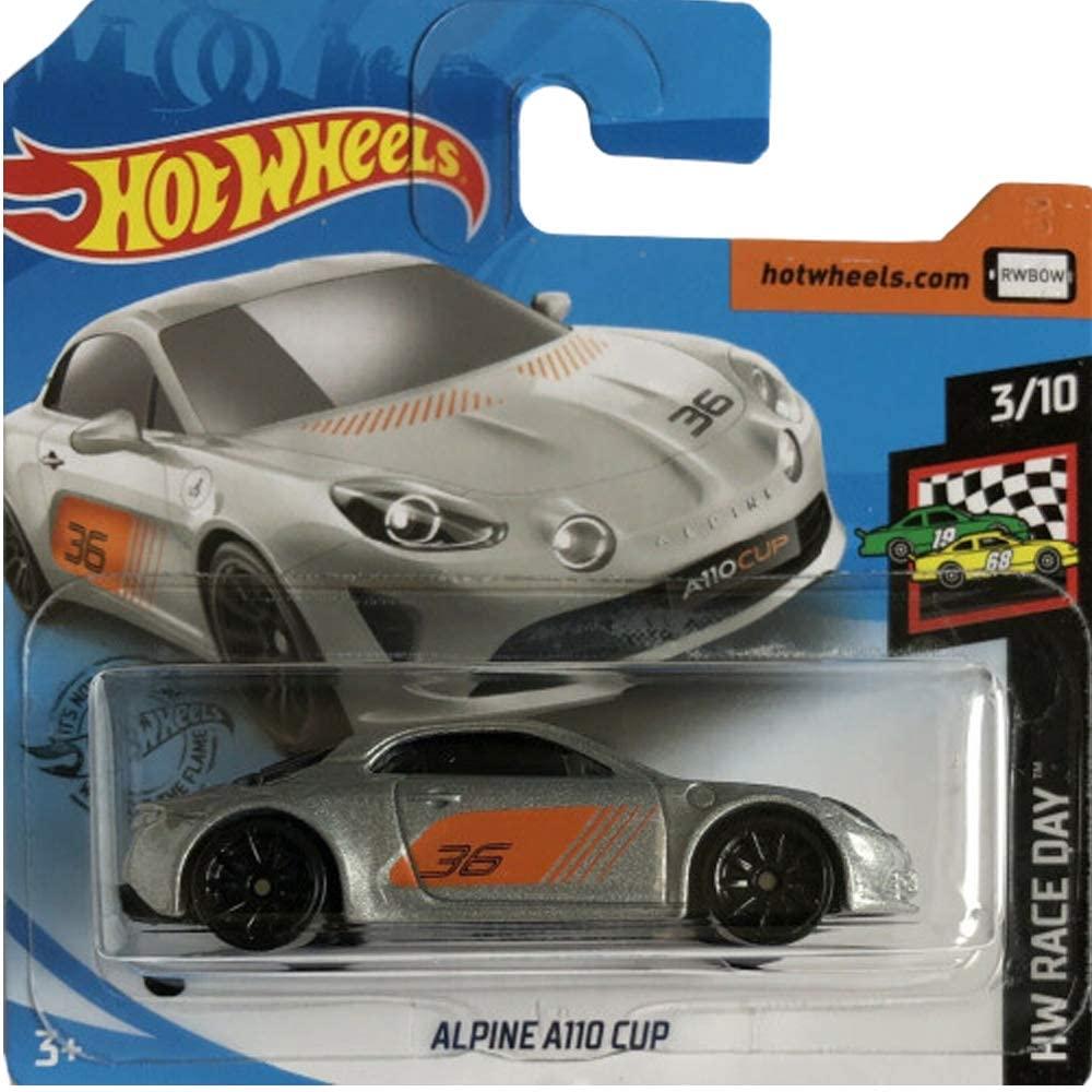 Hot Wheels Alpine A110 Cup 2020   30 idées de cadeaux de Noël pour les passionnés d'Alpine