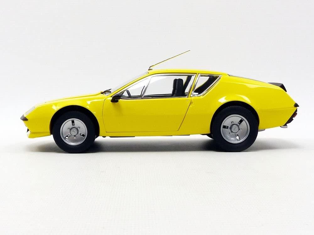 Norev 1977 Yellow Alpine Renault A310 V6 Phase 1 1   30 idées de cadeaux de Noël pour les passionnés d'Alpine