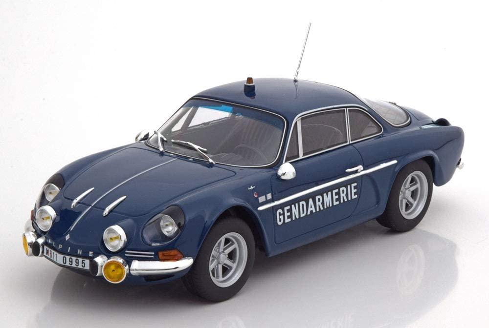 Renault A110 1600S 1971 Gendarmerie   30 idées de cadeaux de Noël pour les passionnés d'Alpine