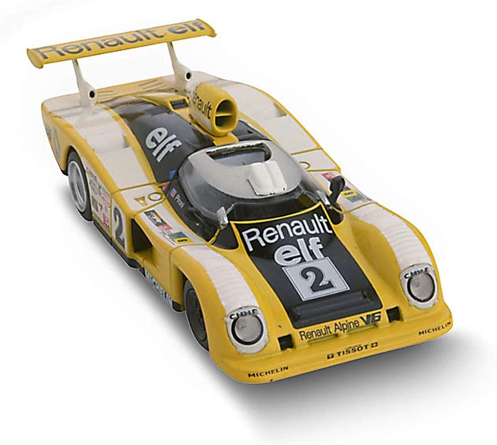 Renault Norev Alpine A442B Le Mans 1978 No2 Pironi Jaussaud Winner 143eme 2   30 idées de cadeaux de Noël pour les passionnés d'Alpine