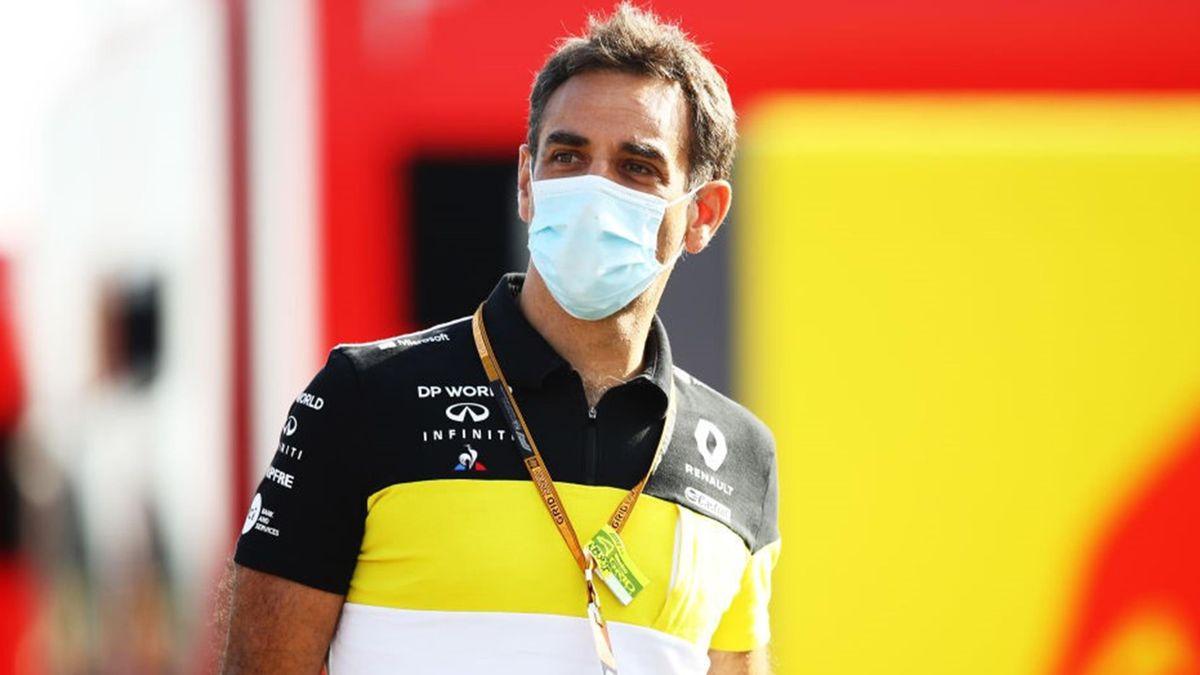 Cyril Abiteboul   Alpine F1 Team : le partenaire Infiniti quitte la F1
