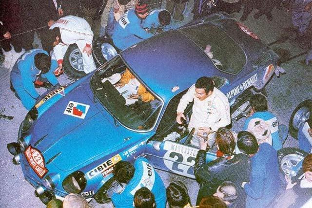 5AEF1822 037E 427E 9981 7987D5D1B90C | Rallye Monte Carlo 1971 : Sa majesté Alpine.