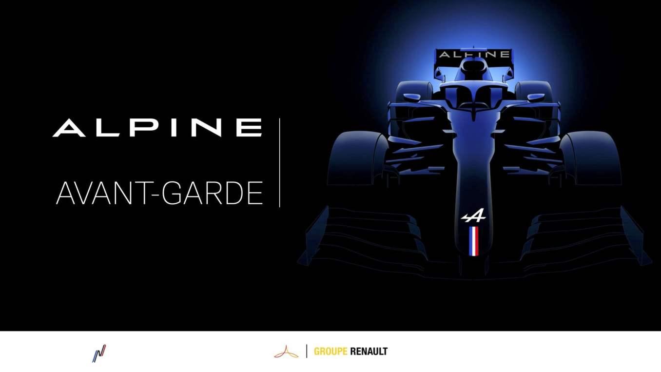 Alpine Renaulution 2021 lesalpinistes | Alpine prend officiellement le virage de l'électrique à 100% … en partenariat avec Lotus !