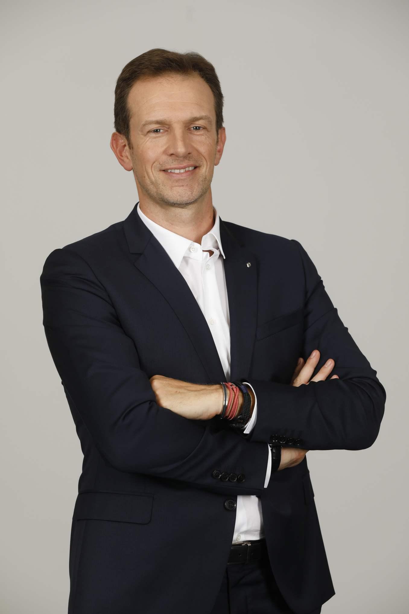 Laurent Rossi Alpine