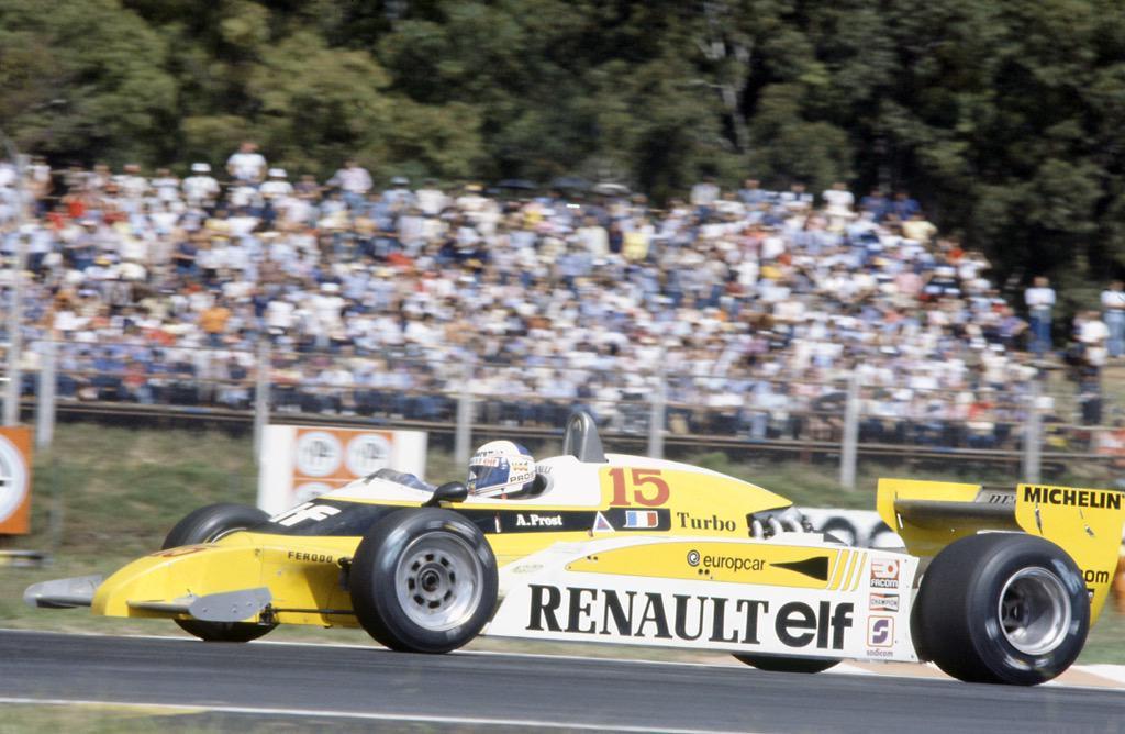 Renault RE20B F1