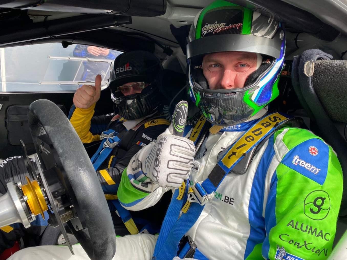Alpine A110 Rally RGT Team FJ 2021 7 | Alpine A110 R-GT : Le Team FJ la fait découvrir à des pilotes Belges