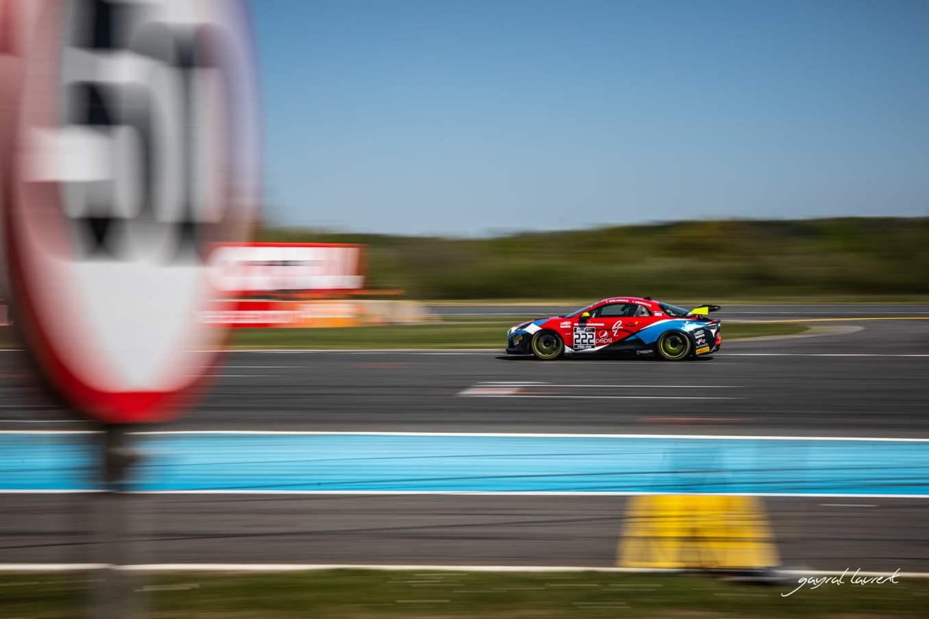 Mirage Racing Alpine A110 GT4 Castelli Wallgrenn 2 | Alpine A110 GT4 : Victoire de Castelli et Wallgrenn pour les Coupes de Pâques à Nogaro