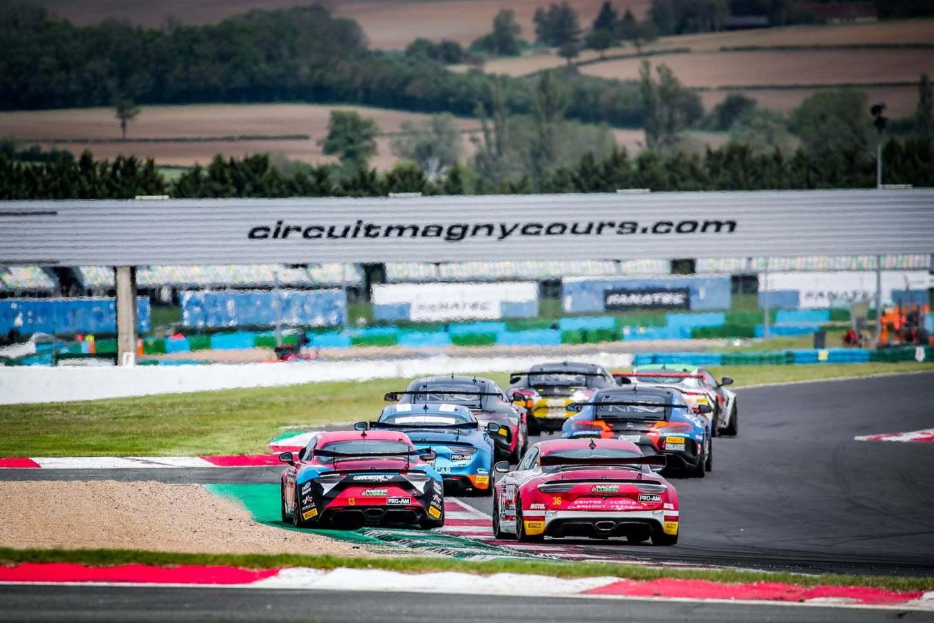 Alpine A110 GT4 Magny Cours FFSA GT 2021 - 15