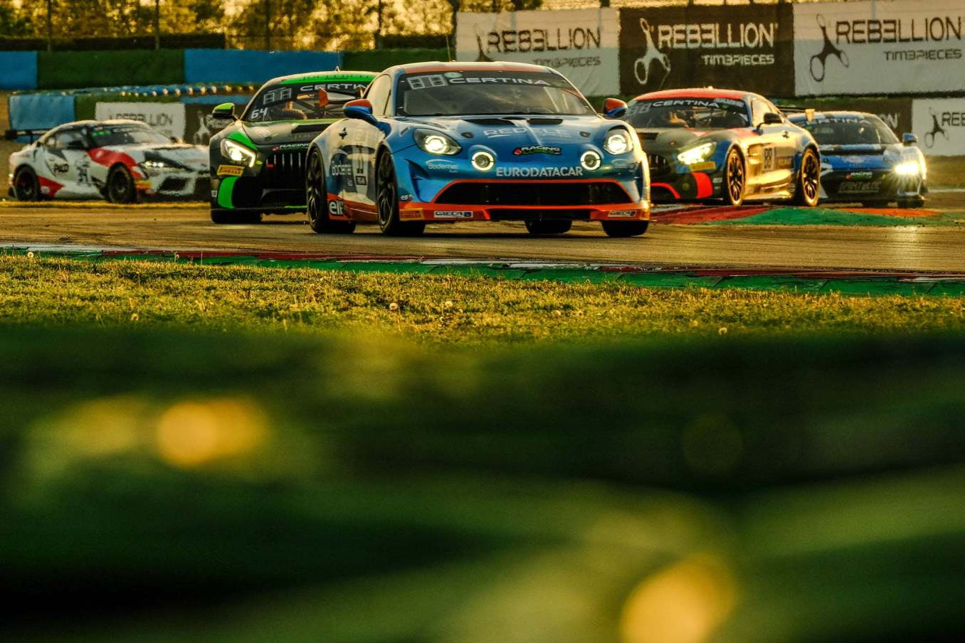 Alpine A110 GT4 Magny Cours FFSA GT 2021 - 9