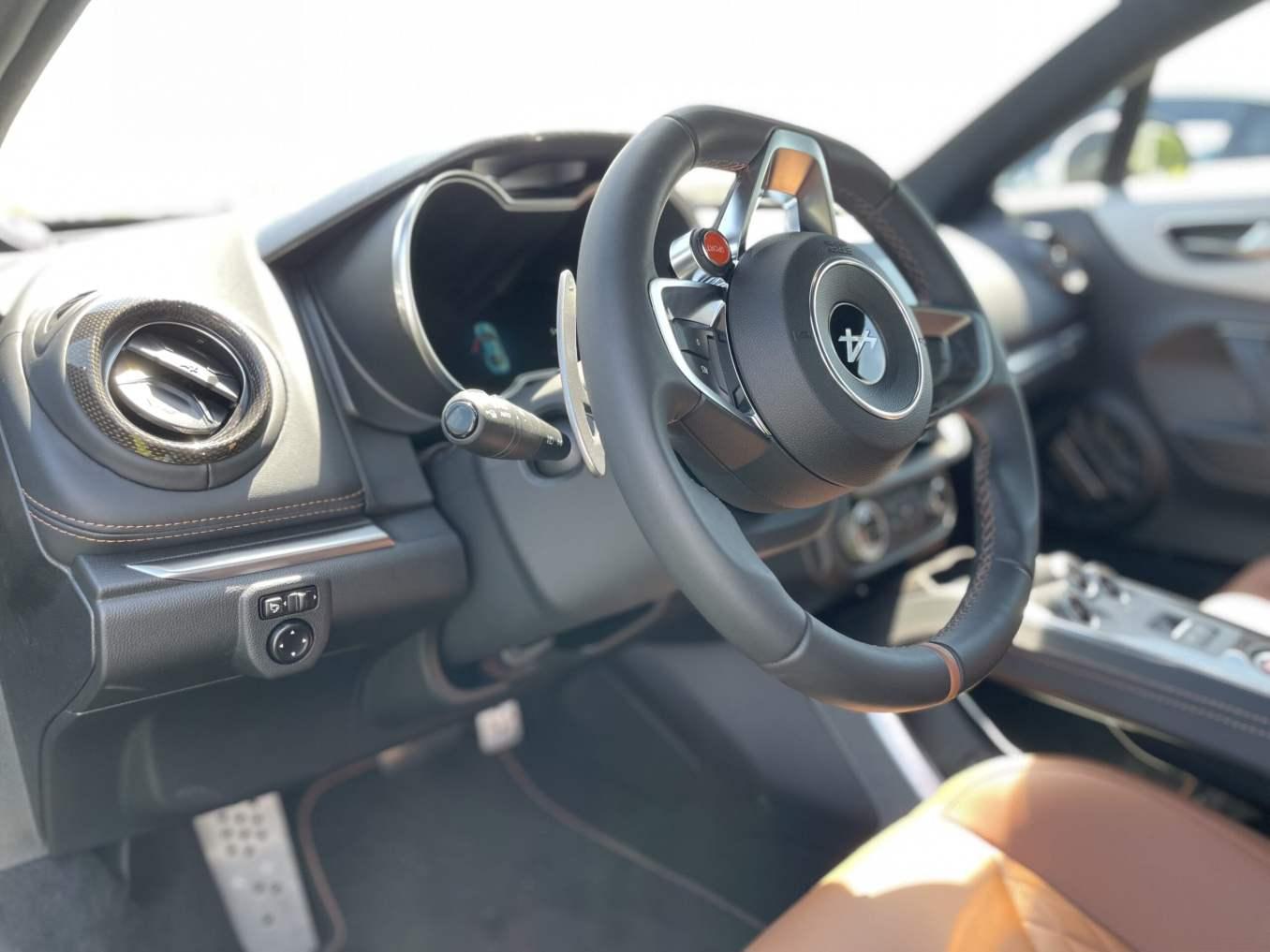 Alpine A110 Legende GT 2021 circuit 9 scaled   Alpine A110 Légende GT 2021, premier contact !