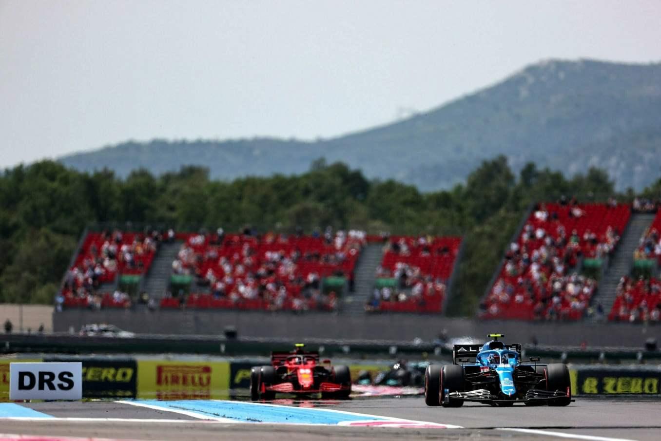 Alpine F1 Alonso Ocon A521 Castellet Paul Ricard 2021 8 scaled | Alpine F1 : des essais convaincants au Grand Prix Emirates de France