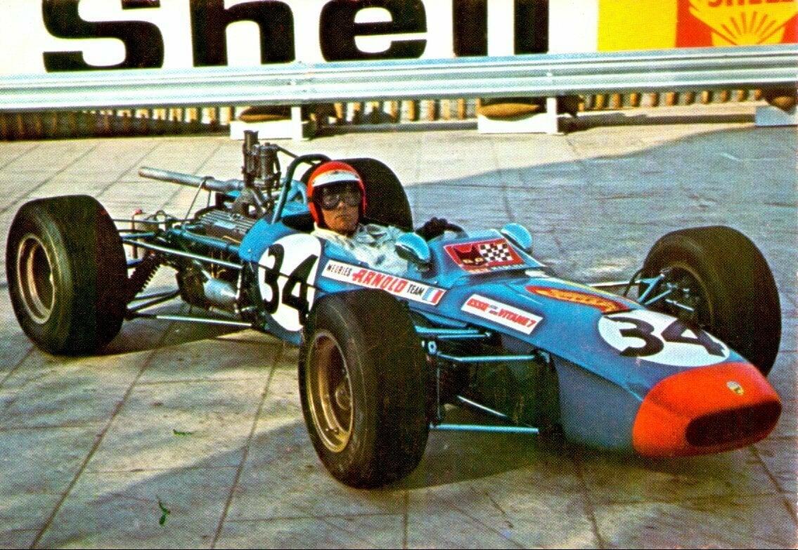 4073DA72 8031 4597 85CE 269308613C1F | Jean Pierre Jaussaud Vainqueur Des 24 Heures du Mans avec Alpine nous a quitté.