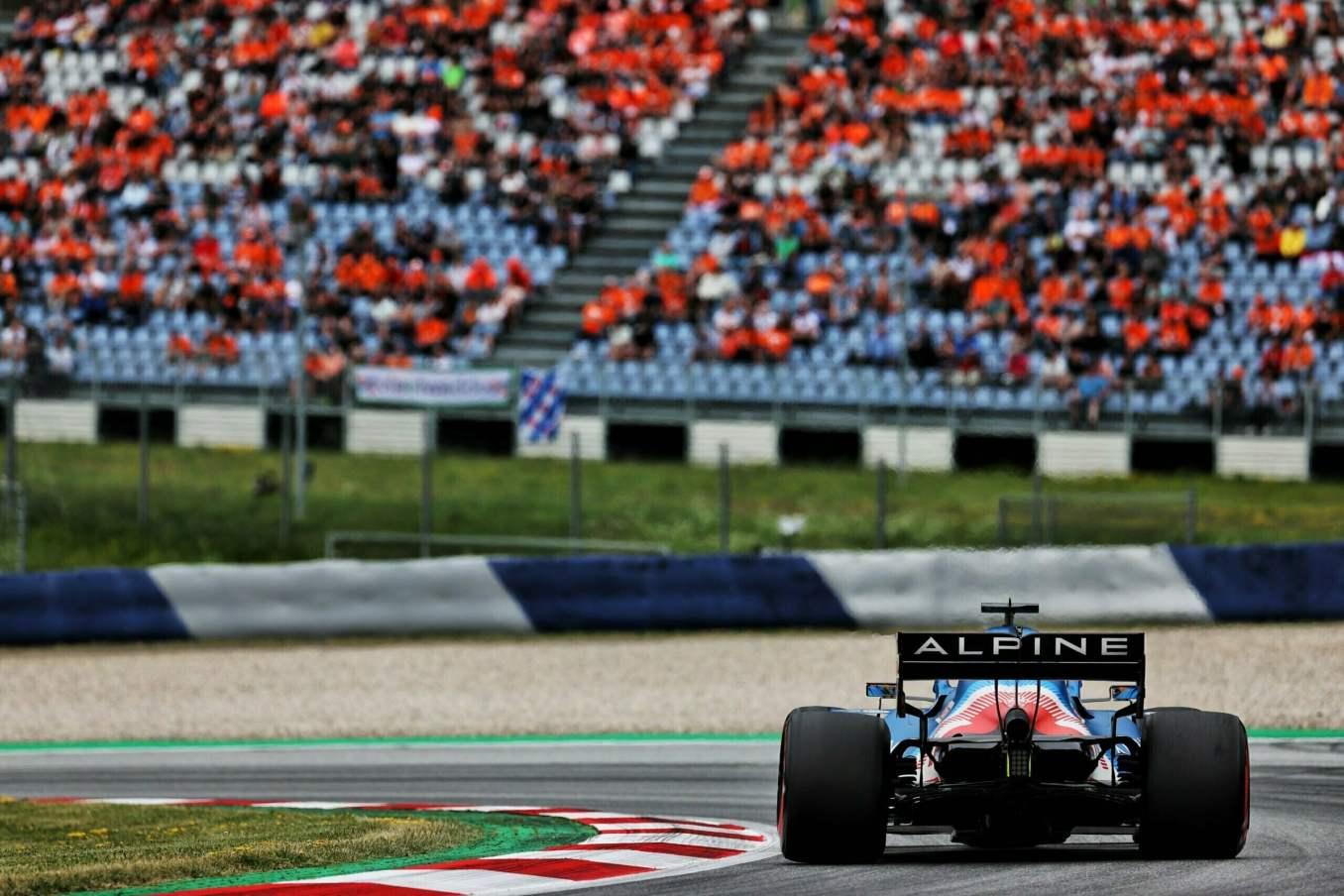Alpine F1 Alonso Ocon A521 GP Autriche Spielberg 2021 17 scaled | Alpine F1 : Alonso rapporte un point au Grand-Prix d'Autriche