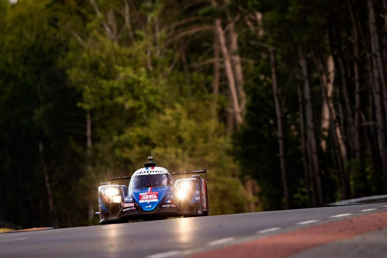 Alpine Endurance Team A480 24 Heures du Mans 2021