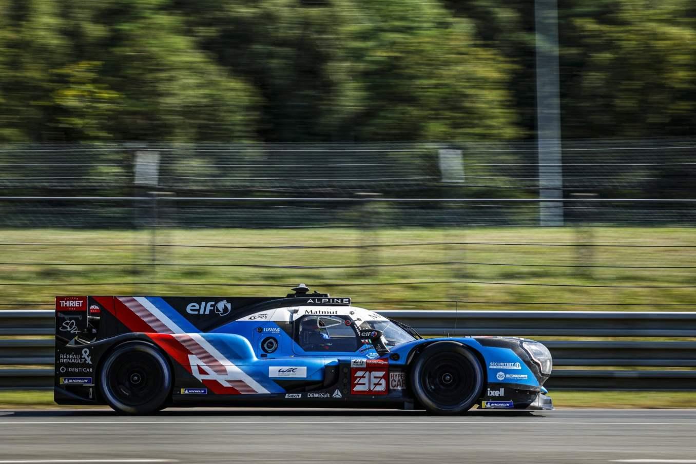 Alpine Endurance Team 24 Heures du Mans