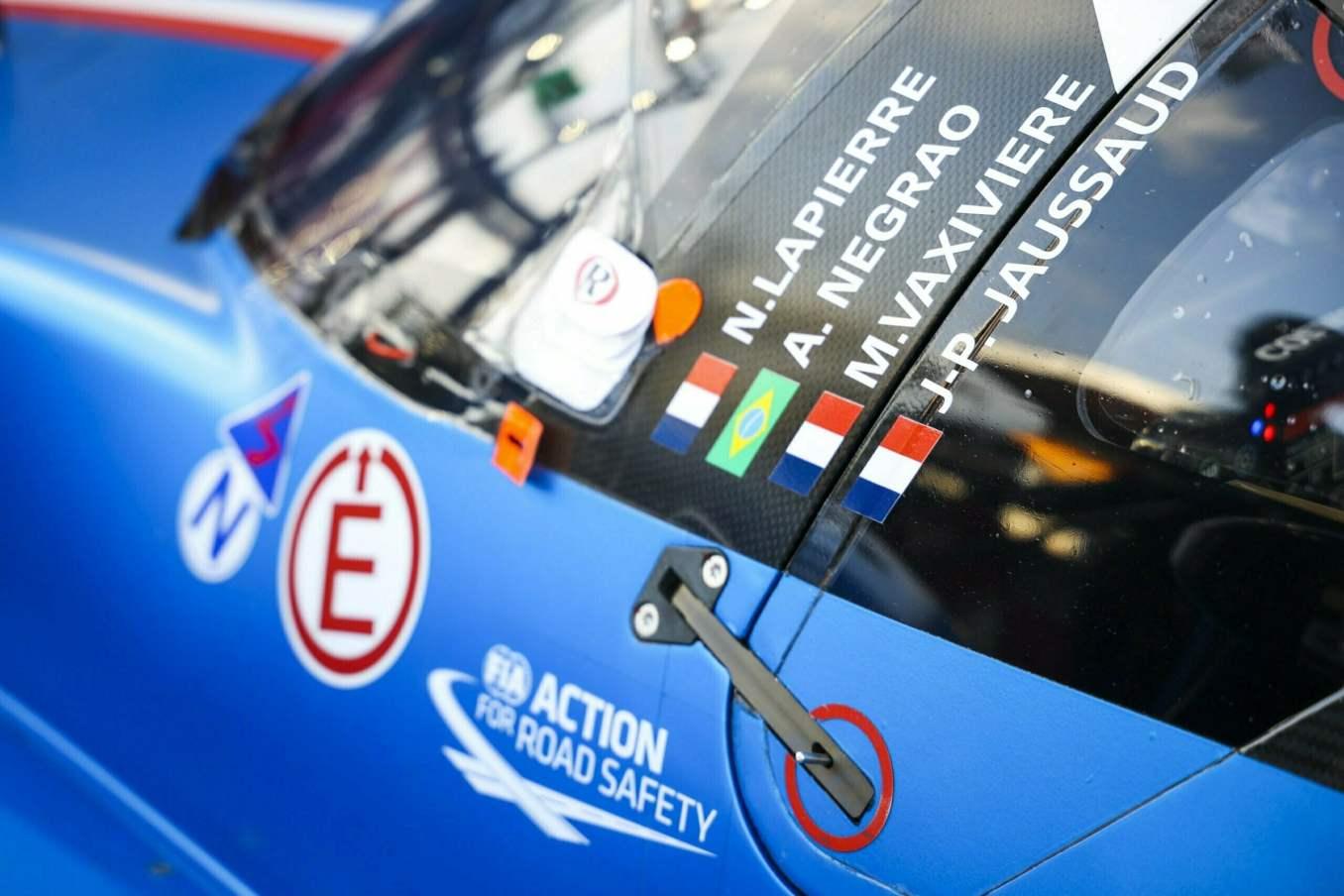 Alpine Endurance Team A480 24 Heures du Mans 2021 5 scaled | Les 24h du mans d'Alpine Endurance Team en photos