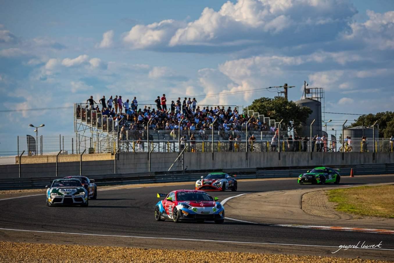 FFSA GT4 Alpine A110 Prost Redele Servol Ledenon 2021 16 | FFSA GT : Les duos Rédélé - Coubard et Ferté - Demoustier en P2 dans leurs catégories respectives à Lédenon