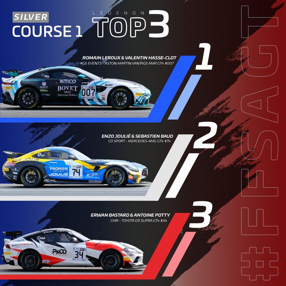 FFSA GT4 Alpine A110 Prost Redele Servol Ledenon 2021 17 | FFSA GT : Victoire en Pro-Am de Servol et Prost en Alpine A110 GT4