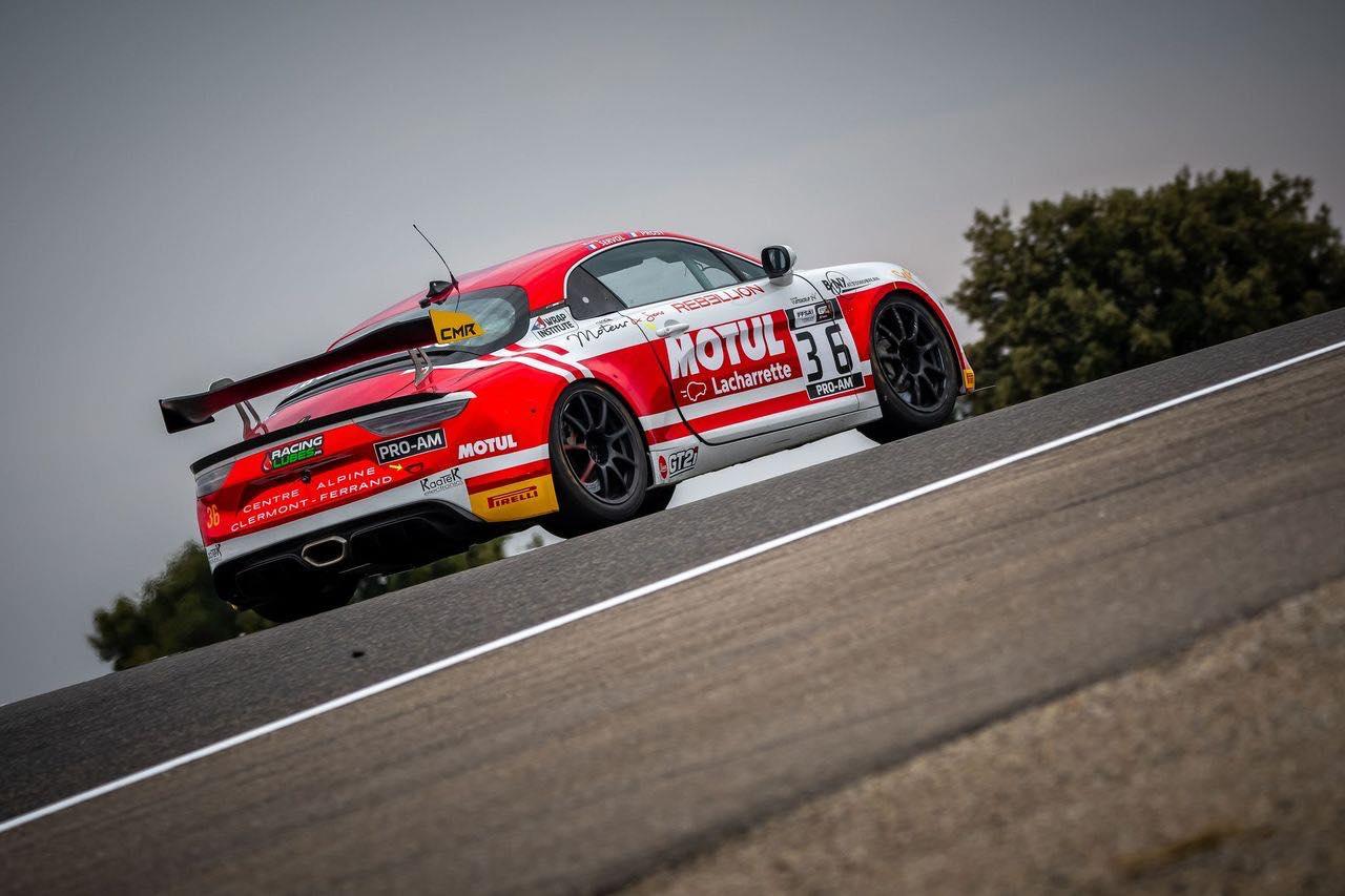 FFSA GT4 Alpine A110 Prost Redele Servol Ledenon 2021 22 | FFSA GT : Victoire en Pro-Am de Servol et Prost en Alpine A110 GT4