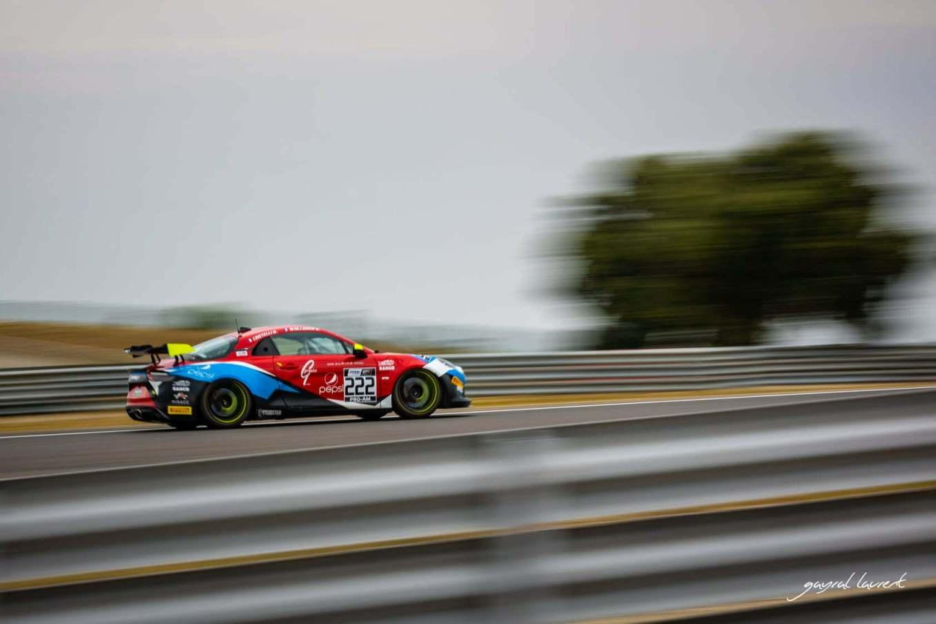 FFSA GT4 Alpine A110 Prost Redele Servol Ledenon 2021 24 | FFSA GT : Les duos Rédélé - Coubard et Ferté - Demoustier en P2 dans leurs catégories respectives à Lédenon